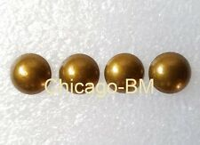 100 French Natural Nails 7/16 Diameter- Upholstery Tacks Decorative Nail