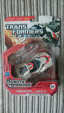 Hasbro Transformers Prime Robots in Disguise Wheeljack Deluxe Aligned MOSC