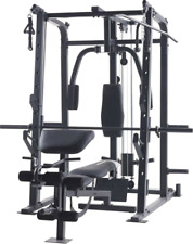8500 Smith Cage Rack With Weight Bench Ready to  ship and Free shipping