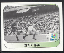 Merlin Football Sticker - UEFA Euro 1996 - No 245 - Spain 1964