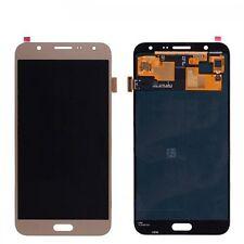 Gold Samsung Galaxy J7 J700 LCD Digitizer Screen Replacement Glass