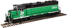Escala H0- Atlas locomotora Diesel EMD GP40 Burlington Northern con sonido