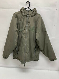 ARMY ISSUED PCU PRIMALOFT L7 GEN II EXTREME COLD WEATHER JACKET MEDIUM USED
