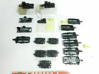 AN334-0,5# Roco H0 Drehgestelle/Getriebe teilweise mit Achsen; 17 Teile