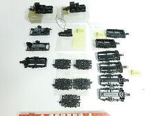An334-0, 5# ROCO h0 BOGIES/boîte de vitesses en partie avec axes; 17 pièces
