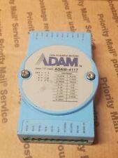 1 Adam Data Acquisition Module Adam 4117 8 Channel Analog 1 Unit Untested