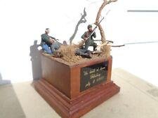 American Civil War diorama Gettysburg soldier 54mm, WA