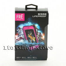 LifeProof FRE Water Dust Proof Hard Case for iPhone 7/ iPone 8 Pink/Teal OB