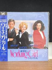 Working Girl Japanese Import With OBI
