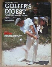 Deluxe 6th Edition - GOLFER'S DIGEST Encyclopedia for golfer. 1974 Book