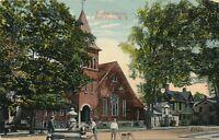 FORT PLAIN NY – Baptist Church