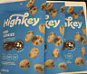 High Key Low Carb/Keto Cookies     Lot of 3 (2.25 oz. ea.)    Chocolate Chip