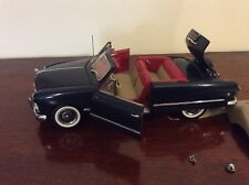 1949 Ford Convertible  1/24 scale Franklin Mint