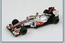 McLaren MP4-27 No.4 Monaco GP 2012 Hamilton S3045 Spark 1:43 NEW!