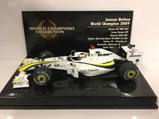 Minichamps 436090022 Jenson Button World Champion 2009 Brawn GP BGP001 1:43