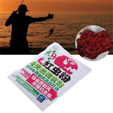 40g Blood Worm Flavor Additive Carp Fishing Feeder Bait Boillie Making Material