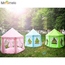 Toy Tents for Kids Tipi Activity Fairy House Playhouse Children Teepee Ball Pool