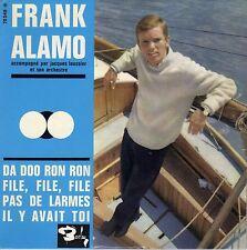 FRANK ALAMO DA DOU RON RON FRENCH ORIG EP JACQUES LOUSSIER