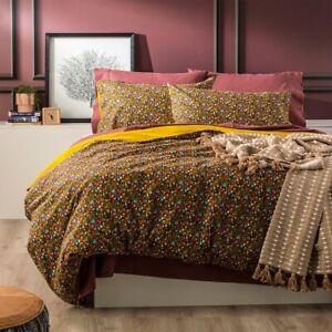 Park Avenue 175 GSM Egyptian cotton Flannelette Quilt Cover set Robyn