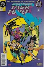 Justice League Task Force Nº 0/1994 the beginning of Tomorrow