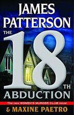 The 18th Abduction (Womens Murder Club)