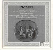Mozart: Flute & Harp Concerto; Flute Concerto No. 1; Andante in C; Bassoon