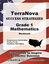TerraNova Success Strategies Grade 1 Mathematics Workbook
