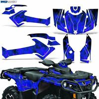CAN-AM OUTLANDER 500 650 800 1000 2013-2018 GRAPHICS KIT CREATORX TRIBALX BW
