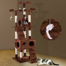 """New listing Lazymoon 67"""" Cat Activity Tree Tower Scratching Post"""
