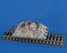 Verlinden 1/72 German Armored Heavy Scout Railcar WWII with Track [Resin] 2367