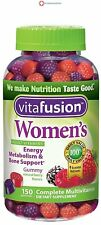 Vitafusion Women's Energy Metabolism & Bone Support Gummy Mutl-Vitamins 150 CT