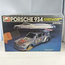Rare vintage Sound Controlled Porsche 934 Toy - 70's - With original box