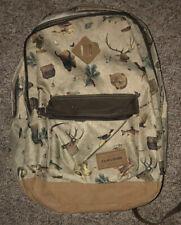 Dakine Heli Pro 20L Backpack Animals Deer Bear Wilderness