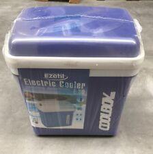 EZetil E 30  12  Volt Elektrokühlbox dunkelblau 12 V Kühlbox