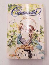 Cantarella Vol 7 TP Manga You Higuri