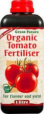 1 Litre - Green Future Organic Tomato Fertilizer -  Nutrients / Feed