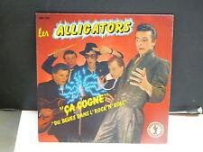 LES ALLIGATORS Ca cogne / du blues dans le rock n roll BBR1722 BIG BEAT