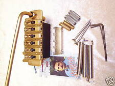 Wilkinson vs100 Tremolo trem oro pernos anchura 56,8 mm gitarrenbau 10,8 mm cuerda