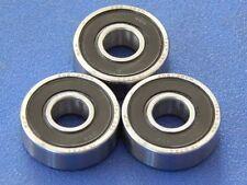 3 piezas SKF 608 2rsh (8x22x7 mm) RODAMIENTO rodamientos de Bolas Miniatura
