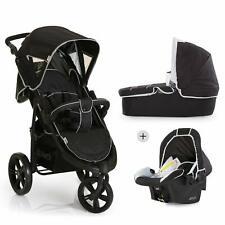 Hauck Viper SLX Trio Set Dreirad Kinderwagen Set bis 25kg ab Geburt mit Babylieg