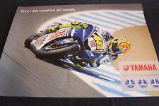 Poster Yamaha YZR-M1 2007 #46 Valentino Rossi (ITA)