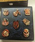 Loot Fright Crate Trick 'R Treat Pin Set. New in box.