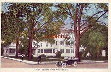 THE ST. CHARLES HOTEL. ORLANDO, FL