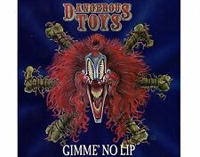 CD DANGEROUS TOYS gimme no lip PROMO 1991