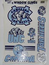 University of North Carloina Ultra Decal Sheet 11x17 WinCraft Tar Heels UNC NCAA