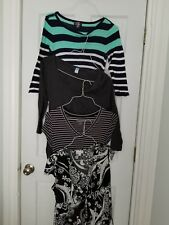 3 Maternity Tops + 1 Maternity Sweater - S/M Size