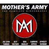"""MOTHER'S ARMY """"THE COMPLETE DISCOGRAPHY"""" 3 CD NEU"""