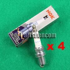 4 NGK DOUBLE PLATINUM SPARK PLUGS ILFR5B11 HYUNDAI iMAX TQ 2.4L G4KG 08-14 PLUG