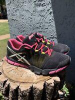 ASICS Gel Fit TEMPO 2 Women's Training Sport Shoes  Size 12  EUR 44.5