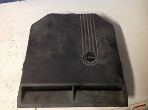 OEM 1987 CADILLAC ALLANTE  1987-1992 ENGINE INTAKE AIR DUCT WITH EMBLEM